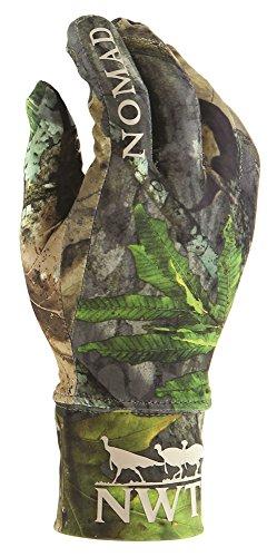 Nomad NWTF Turkey Gloves (Mossy Oak Obsession) (Medium/Large)
