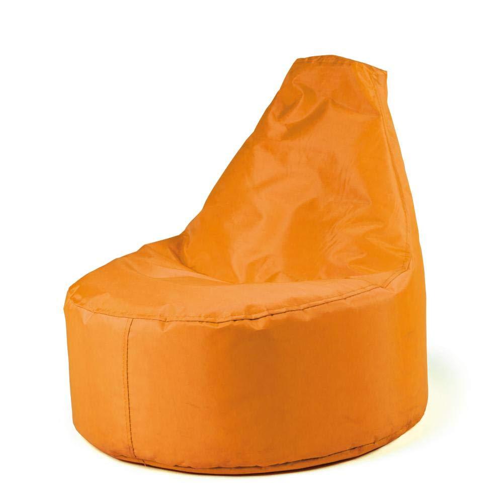 Erzi Sitzsack Outdoor, Orange, wetterfester, robuster Sitzsack aus Polyester, Maße 55 x 70 x 60 cm, ab 3 Jahren B0017TYHX4 Zubehör zu Bausätzen Spielzeugwelt, glücklich und grenzenlos     | Günstigstes