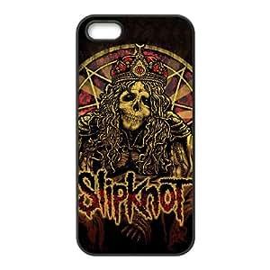 Slipknot iPhone 5 5s Cell Phone Case Black xlb-270210