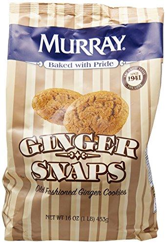 Fashioned Ginger Snaps, 16 oz Bag (Old Fashioned Ginger Snaps)