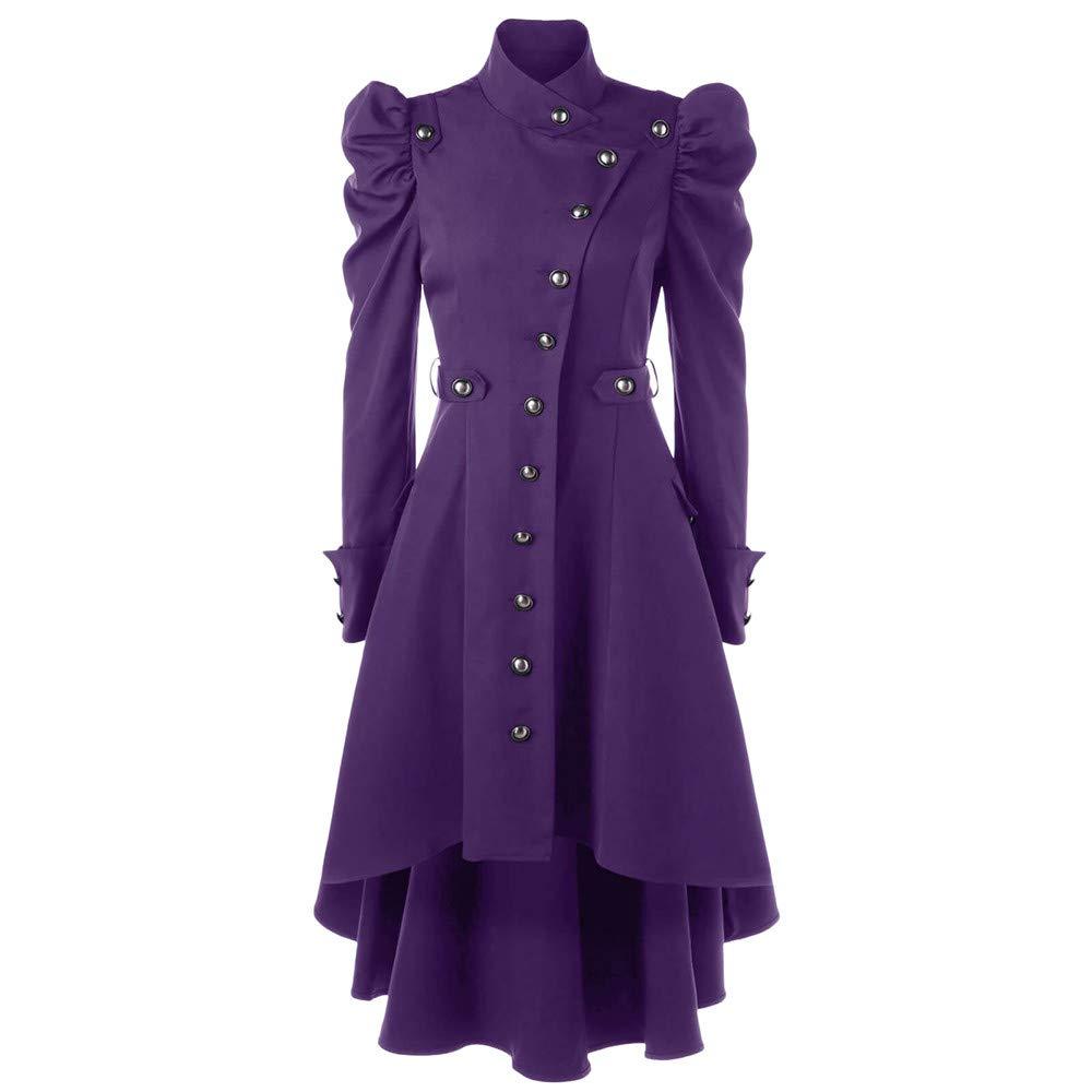 新しく着き POTO Women Coats レディース OUTERWEAR OUTERWEAR レディース Coats X-Large パープル B07JDMV8FQ, すやみん工房-愛知津島の羽毛布団-:2c4031f4 --- svecha37.ru