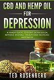 CBD And Hemp Oil For Depression