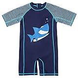 beautyin Toddler Boys Rashguard Swimwear Short