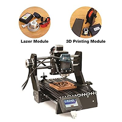 Piranha FX Laser with 3D Printer Package