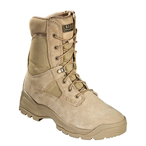 5.11 Tactical A.T.A.C. 8'' Boot, Coyote, 7 (W) by 5.11