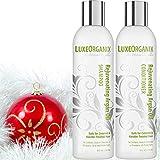 Moroccan Argan Oil Shampoo and Conditioner, SLS Sulfate Free +...
