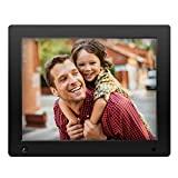 NIX Advance Digital Picture Frame, with HD Video, Hu Motion Sensor and USB/SD Card Playback - X12D