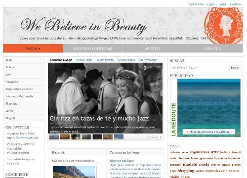 Descargar Libro We Believe In Beauty Magazine Ricardo Gay Luger