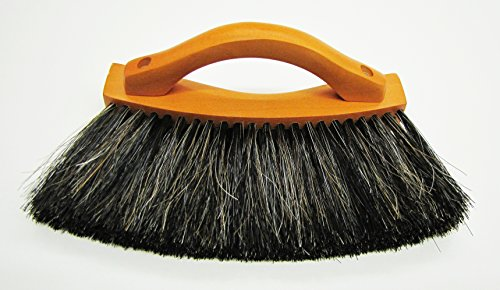 - Iszy Billiards Pool Table Horsehair Under Rail Brush with Oak Finish