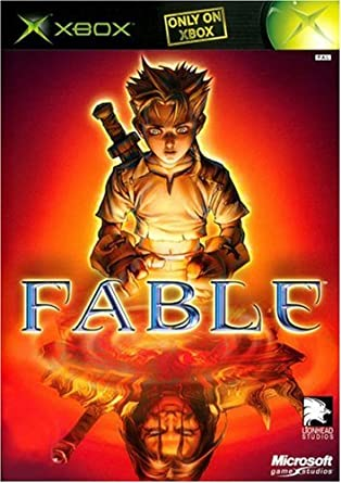 Amazon com: ***FABLE ORIGINAL XBOX DISC ONLY~~~: Video Games