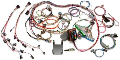 Painless 60221 Fuel Injection Wiring Harness, Standard Length