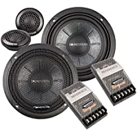 Soundstream RC.6 400W 6.5 2-Way Reference Series Car Component Speakers, Set of 2