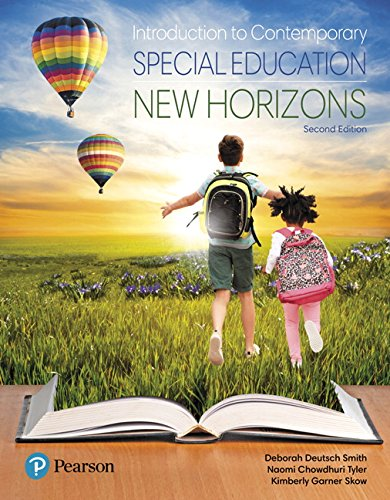 REVEL for Introduction to Contemporary Special Education: New Horizons with Loose-Leaf Version (2nd Edition)