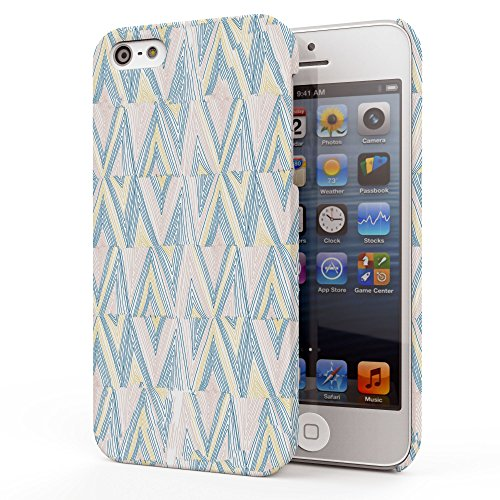 Koveru Back Cover Case for Apple iPhone 5S - Convention design
