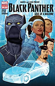 Black Panther: Soul Of A Machine (2017) #8 (English Edition)