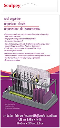 Polyform AS2040 Sculpey Tool Organizer