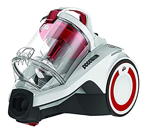 Dirt Devil DD2425-0-REBEL 35 Aspiradora Sin Bolsa 4A, 700 W, 79 Decibeles, Blanco Polar: Amazon.es: Hogar