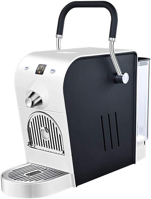 X Función de antigoteo de la cafetera de Filtro pequeño, cápsulas de café con Pantalla táctil Todo en uno para la Oficina en el hogar Negro: Amazon.es: Productos para mascotas