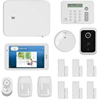 LifeShield 15-Piece Easy DIY Wi-Fi Smart Home Security System with Alexa Compatible