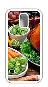 Back Cover Case Personalized Customized Diy Gifts In A Phone shell Samsung - Wallpaper Thanksgiving Day Pic painting