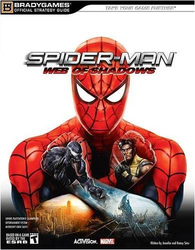 Spider-Man: Web of Shadows Official Strategy Guide (Brady Games) (Official Strategy Guides (Bradygames))