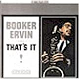 Booker Ervin That's It  Other Classic
