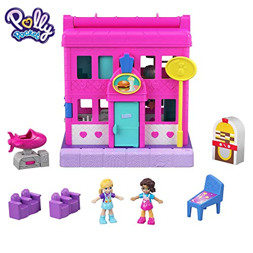 Pollyville Diner is one of the latest toy releases for girls