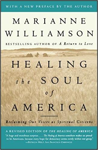 Healing the Soul of America: Reclaiming Our Voices as Spiritual