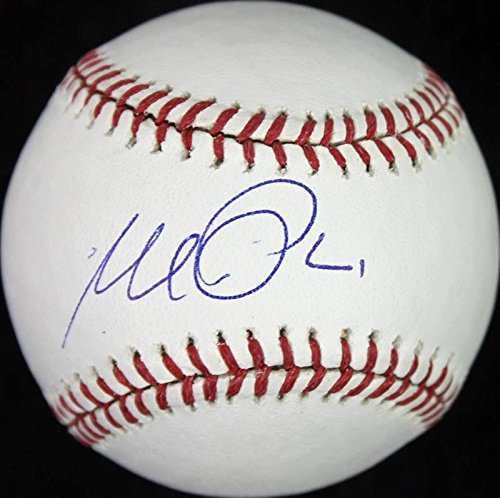 Very Nice Signed - Al Pacino Signed OML Baseball Very Nice Rare Full Name Auto ITP #5A80198 - PSA/DNA Certified