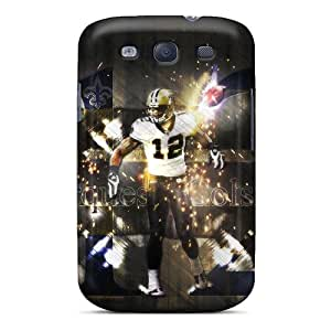 Fashion BPf7043vxRS Case Cover For Galaxy S3(new Orleans Saints)