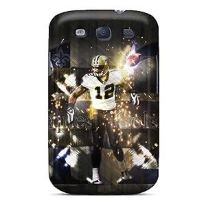 Msc2398IZVN Archerfashion2000 New Orleans Saints Durable Galaxy S3 Cases