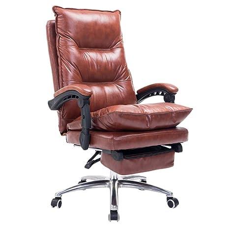 Amazon.com: Zayzy XRXY Silla de oficina, silla giratoria ...