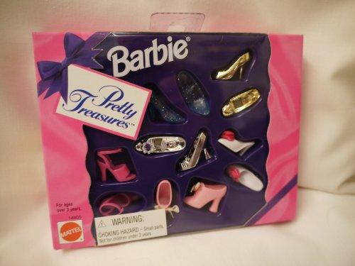 - Barbie Pretty Treasures Shoes 1995
