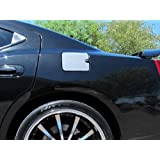 CHARGER 2008-2010 DODGE (1 Pc: Stainless Steel Fuel/Gas Door Cover Accent Trim w/ notch cut out, 4-door) GC48910:QAA