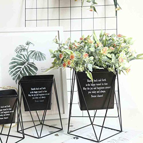 Aviat Artificial Small Wild Daisy Grass Plant Flower Bunch Vibrantly Real-Like Romantic Atmosphere for Party/Cafe/Bar/Home/Room/Vase Decor ()