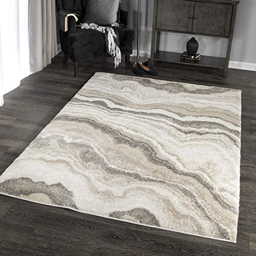 Orian Rugs Super Shag Collection 392531 Cascade Area Rug