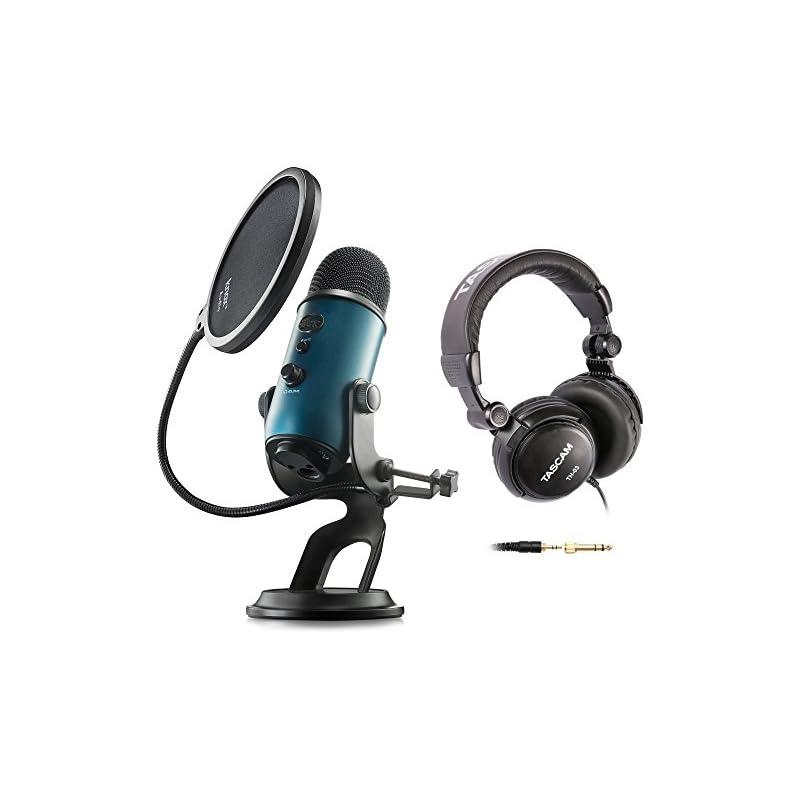 Blue Microphones Yeti Teal USB Microphon