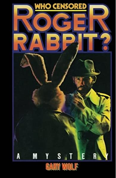 Amazon Com Who Censored Roger Rabbit 9781512315011 Wolf Gary K Books