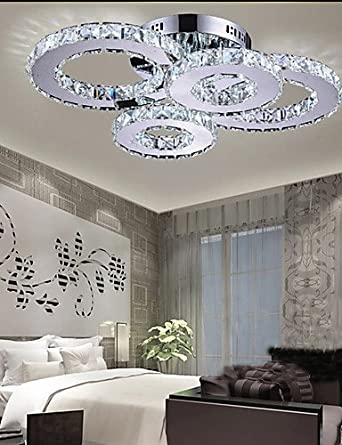 Generic ceiling light led crystal lamp atmosphere living room lamp generic ceiling light led crystal lamp atmosphere living room lamp creative ceiling lamp bedroom lamp deluxe round hall lamp room lamp 8806 yellow 90 240v mozeypictures Choice Image