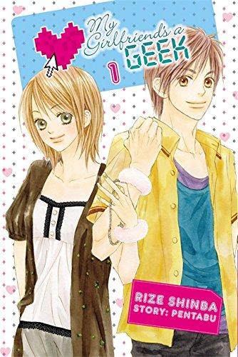 Read Online My Girlfriend's a Geek, Vol. 1 - manga pdf