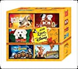 101 DALMATIANS, THE SEARCH FOR SANTA PAWS, SPACE BUDDIES, BOLT, EVERLY HILLS CHIHUAHUA