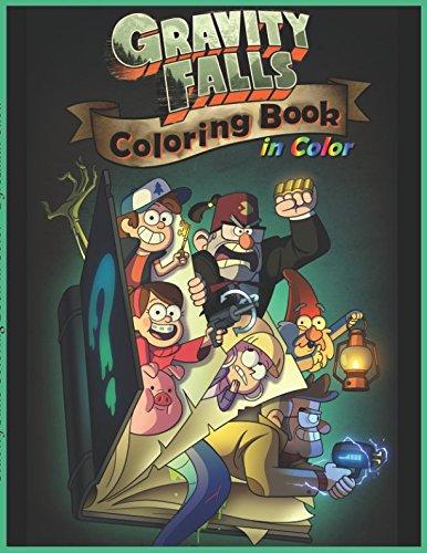 Gravity Falls Coloring Book in Color