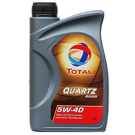 Total Quartz 9000 5W40(1L)