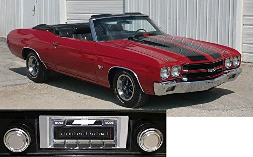 1969-1972 Chevelle Malibu USA-630 II Hig - Set Chevelle Shopping Results