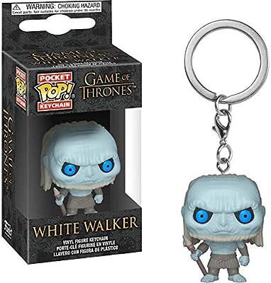 Amazon.com: Funko White Walker: Game of Thrones x Pocket POP ...