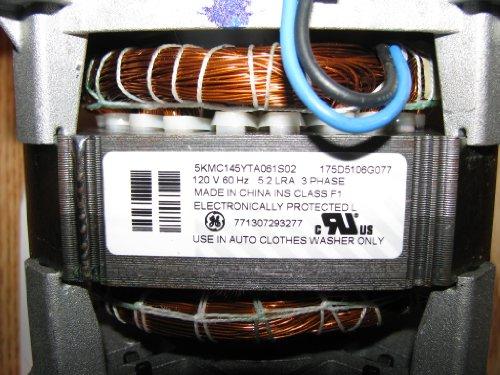 Ge Wh20x10082 Motor Inverter Asm