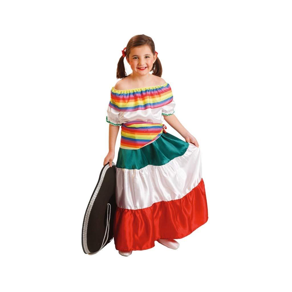 El Rey del Carnaval - Disfraz mejicana talla 0-2 años ...
