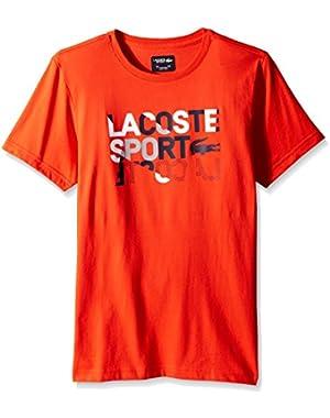 Men's Lacoste Sport Graphic T