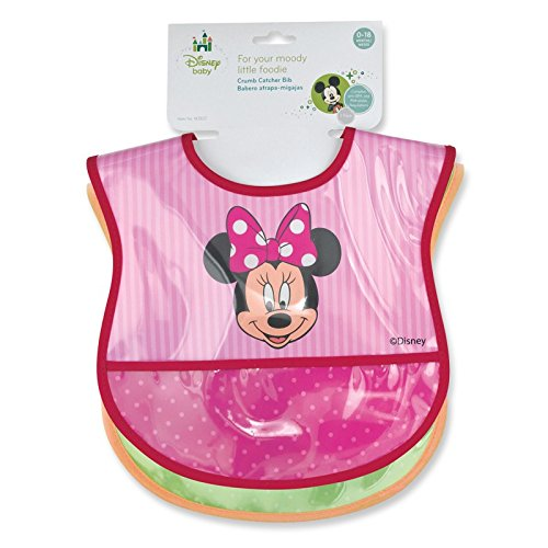 Minnie Mouse Deluxe Crumbcatcher Baby