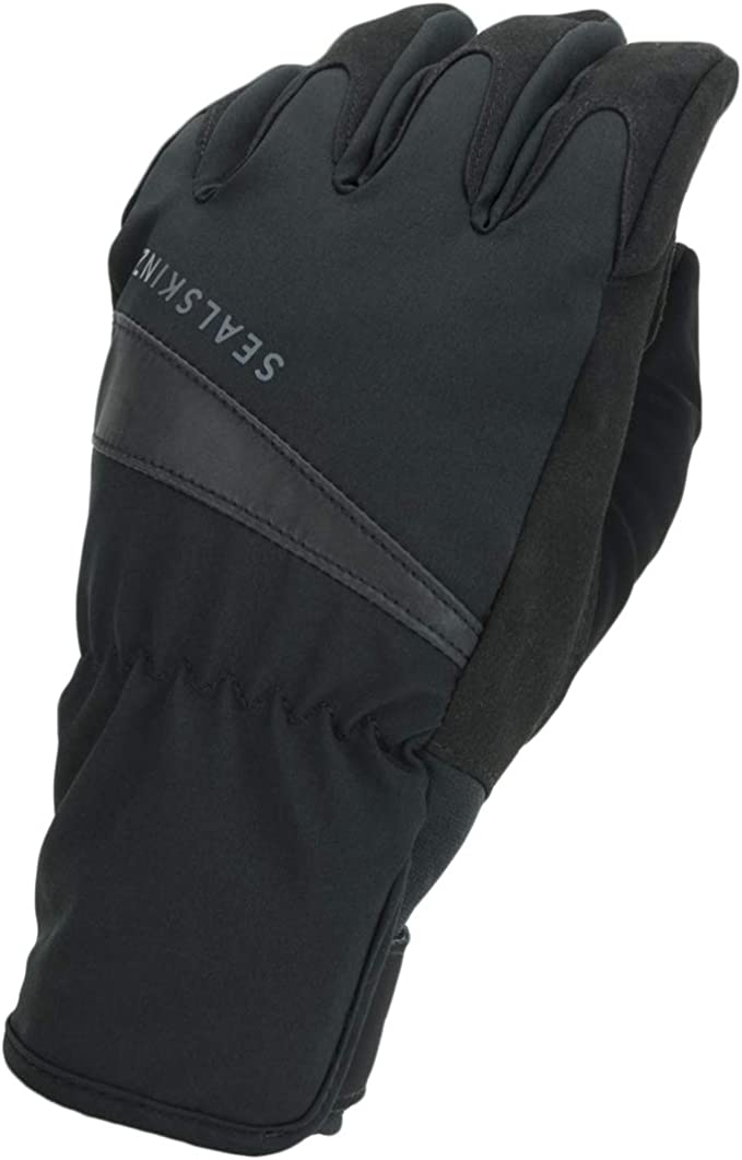 SEALSKINZ Unisex Waterproof All Weather Mtb Glove